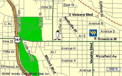 Map of Poly Area